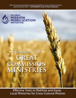 Great Commission Handbook cover