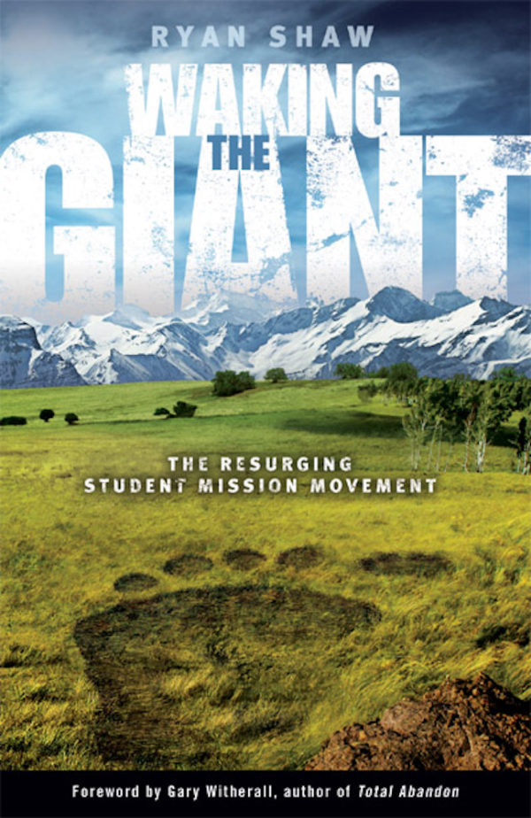 Waking the Giant cover